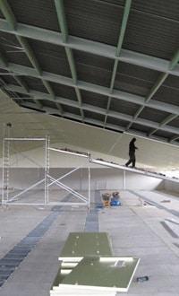 Isoler toiture avec PIR