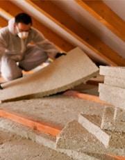 Isolation toiture écologique en paille de bois