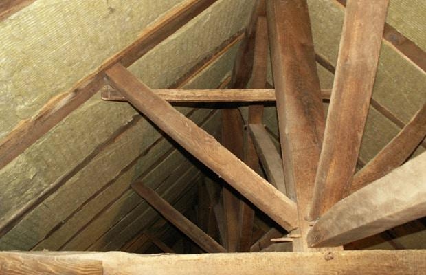 Isolation de toiture laine de roche