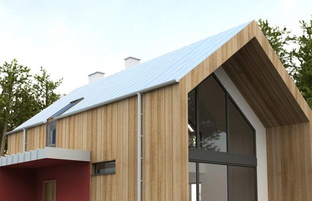 Isolation plaques de toiture
