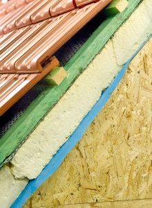 isolation toit exterieur