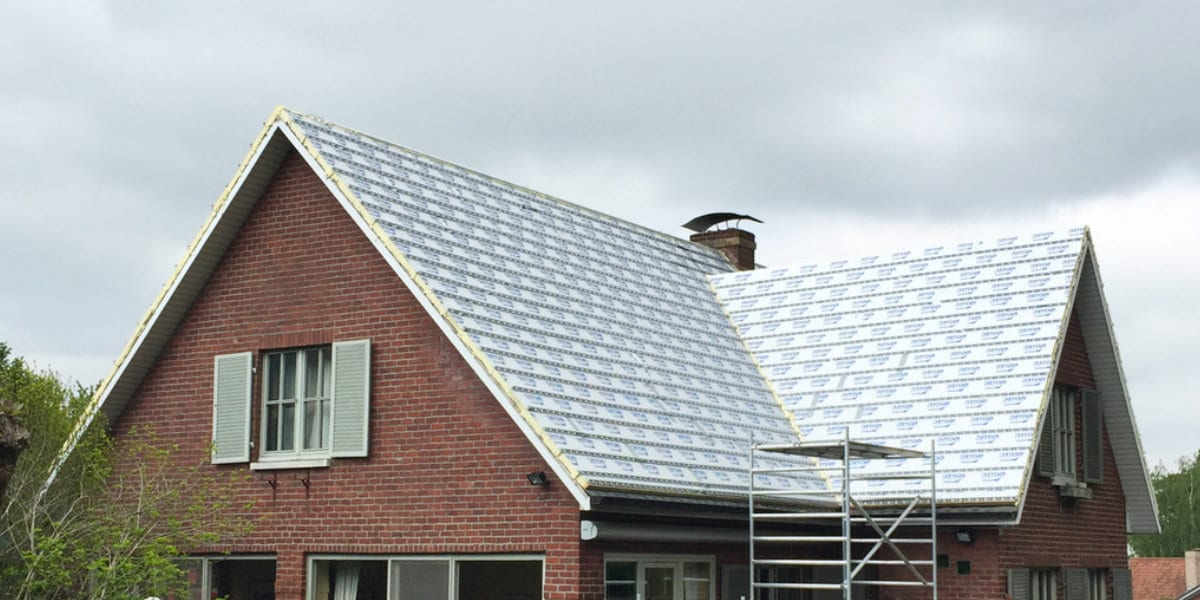 isoler toiture inclinee exterieur