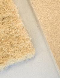 laine de bois propriétés