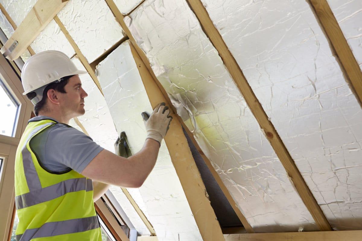 panneaux isolants isolation toiture