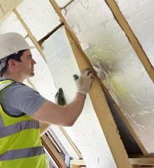 refaire isolation toiture panneaux